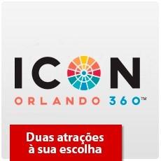 Madame Tussauds e Icon Orlando 360